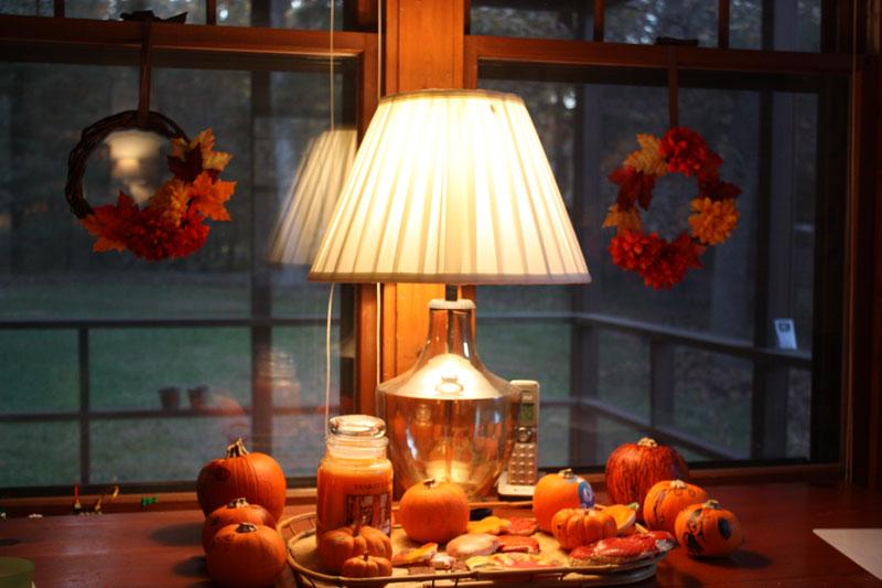 Table-&-wreaths